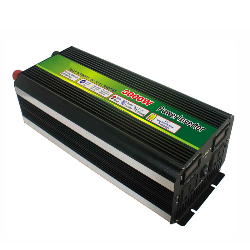 Modified sine wave inverte with AC charger SHI-M series 350W~5000W